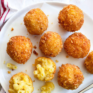 Deep Fried Cheese Balls Recipes