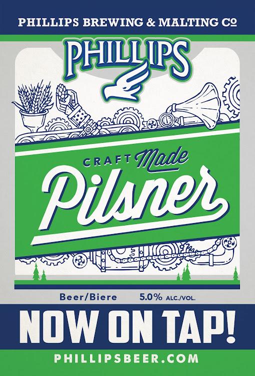 Logo of Phillips Pilsner