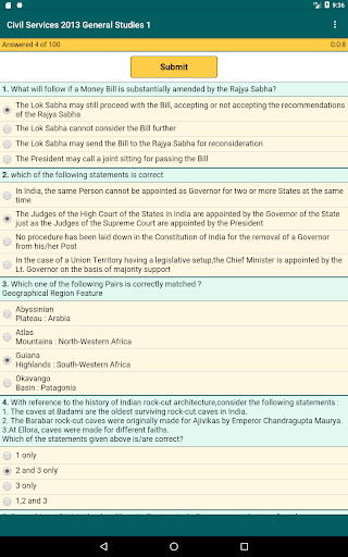 UPSC Previous Papers 1.3 screenshots 6