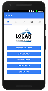 Logan Border Calculator App- screenshot thumbnail