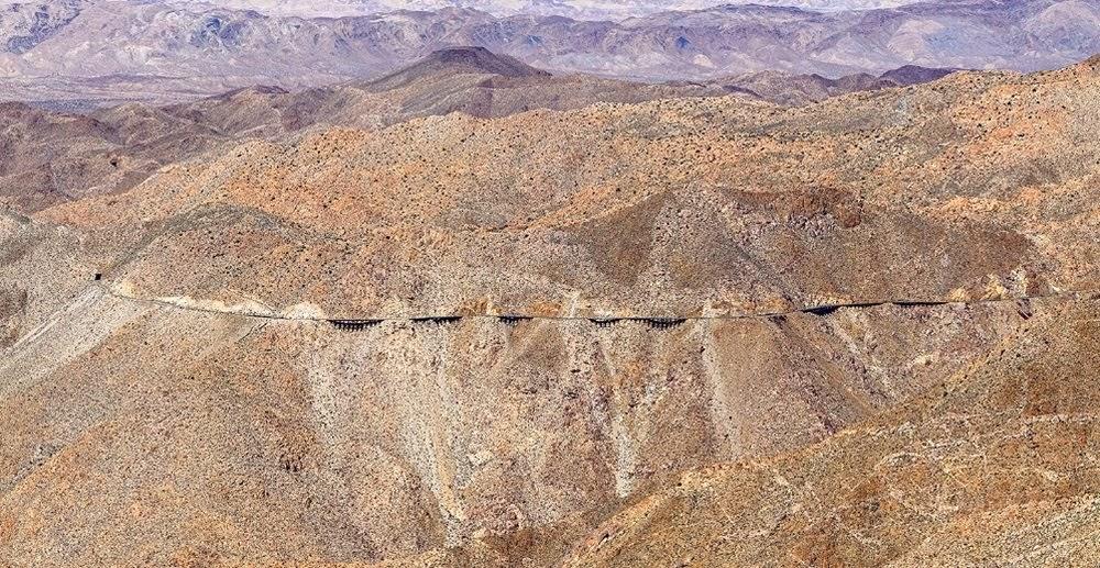 The Impossible Railroad, a ferrovia impossível