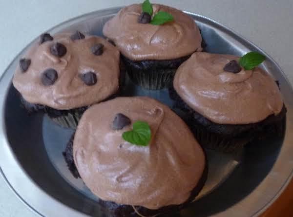 Chocolate Mint Cupcakes (no Gluten/dairy!) Recipe