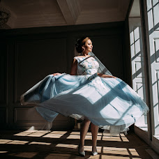 Wedding photographer Vladislav Sakulin (VladislavSakulin). Photo of 11.10.2017