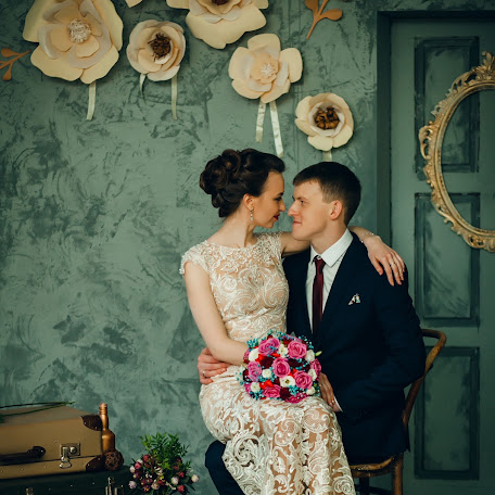 Wedding photographer Elena Semenova (simka). Photo of 24.11.2017