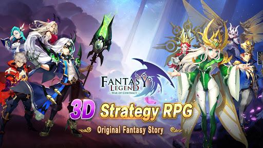 Fantasy Legend: War of Contract Apk apps 7