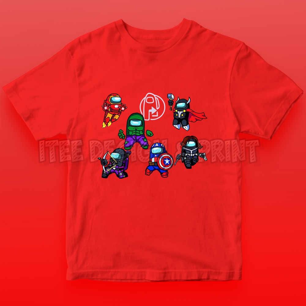 Avengers Among Us Impostor 19