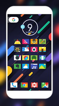 Olix - Icon Pack APK screenshot thumbnail 2