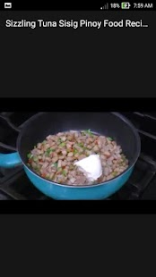 Download sizzling tuna sisig pinoy food recipe video for pc download sizzling tuna sisig pinoy food recipe video for pc windows and mac apk screenshot 4 forumfinder Image collections