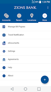 Zions Bank Mobile Banking- screenshot thumbnail