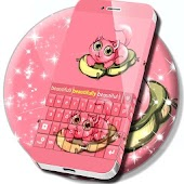 Cute Cat Keyboard Theme