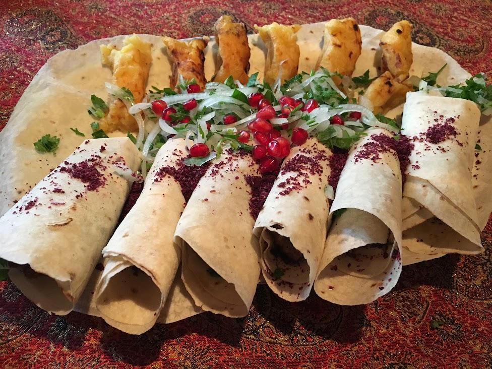 Azerbejdżan, kuchnia, Lula kebab