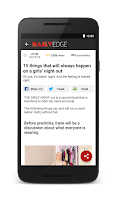 Screenshot of DailyEdge.ie