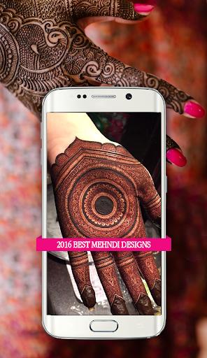 玩免費遊戲APP|下載2016 Mehndi Designs app不用錢|硬是要APP