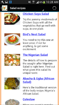 Download nigerian food recipes by aikotech apk latest version app nigerian food recipes by aikotech poster forumfinder Images