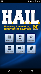 HAIL Michigan Athletics- screenshot thumbnail