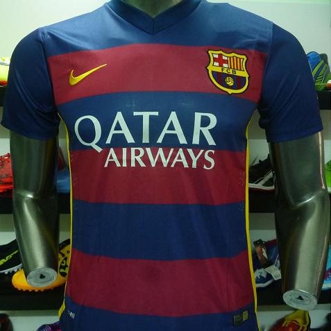 áo bóng đá Barcelona