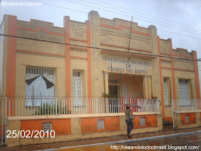 Photo: Prefeitura Municipal de Campo do Brito