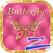 Butterfly Theme-ZERO Launcher
