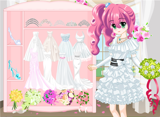 Twilight Wedding : Pony Dress Up Game modavailable screenshots 3