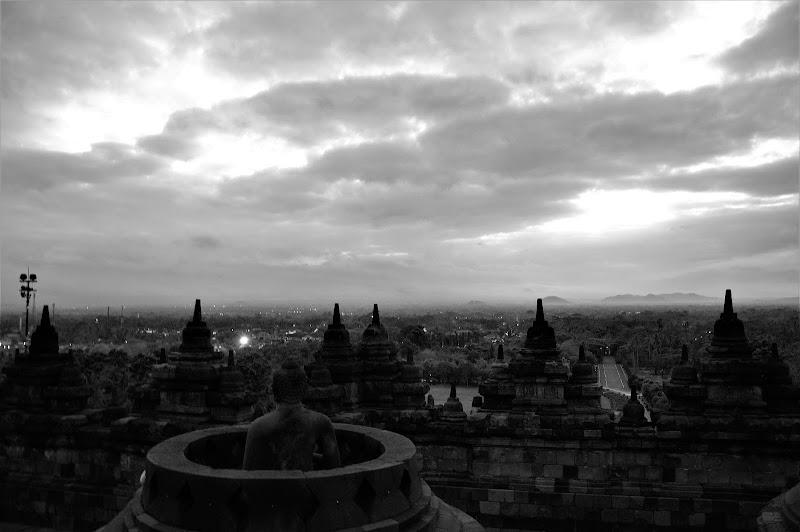 Borobudur di EDF86
