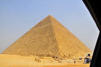 Photo: The Great Pyramid