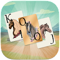 Solitaire Horse Game: Cards