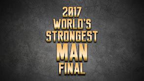 2017 World's Strongest Man Final thumbnail