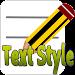 Text Styles icon