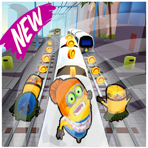 New Banana run Minion dash (game)