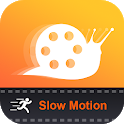 Effects video - Fast and slow motion video icon