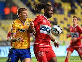 Maximiliano Caufriez heeft er een sterk debuut opzitten voor STVV