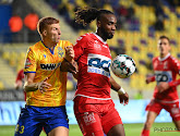 STVV en KV Kortrijk hebben deze avond 0-0 gelijkgespeeld