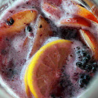 End of Summer Sangria.