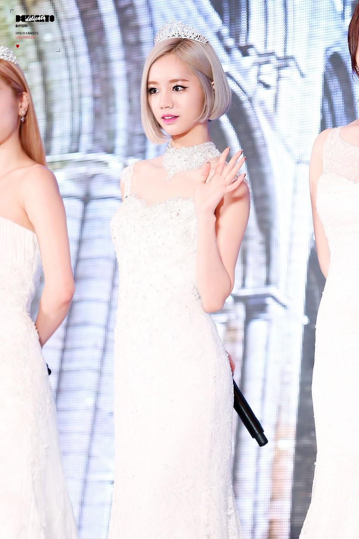 hyeri gown 1
