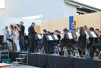Auftritt beim Musikverein Binzen