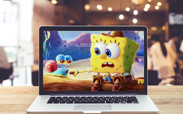 Spongebob Movie HD Wallpapers Theme
