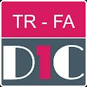 Turkish - Farsi Dictionary & translator (Dic1) icon