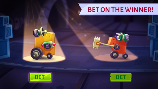 Which Car Wins: 3D Car Battle Screenshot