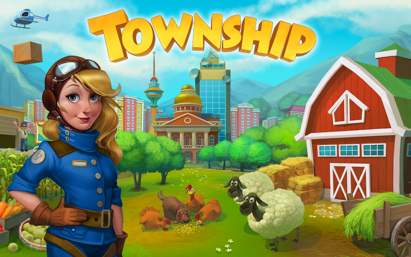 Township – Screenshot