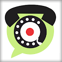 Parrot Phone Calling Card icon