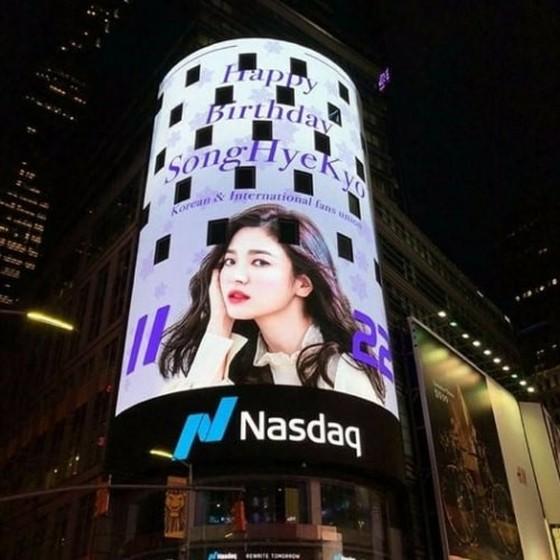 song-hye-kyo-ny-times-square-birthday-ad
