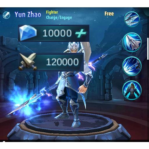 Cheat Mobile Legends: Bang bang Prank 1.2 screenshots 2