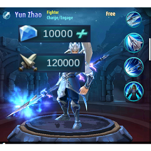 Cheat Mobile Legends: Bang bang Prank Screenshots
