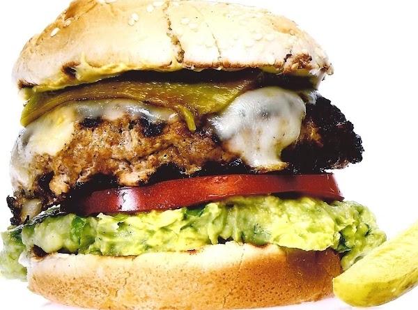 Santa Barbara Southwest Turkey Burger