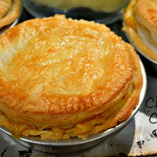 Curried Chicken Pies
