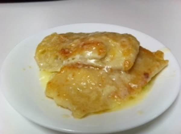 K-strudel Recipe