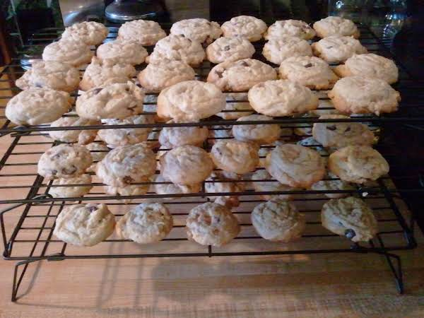 Twisted Chocolate Chip Cookies