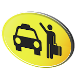 cab4me taxi finder  icon
