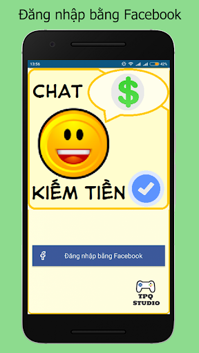 Chat Kiu1ebfm Tiu1ec1n - Chat Kiem Tien apkpoly screenshots 1