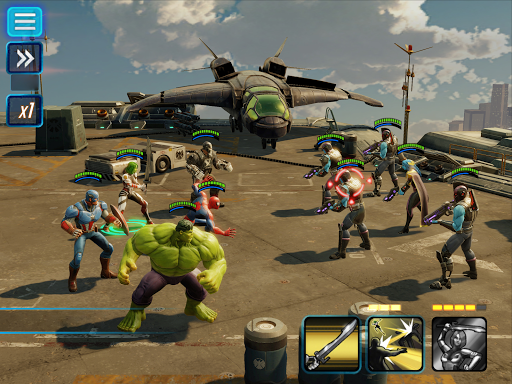 MARVEL Strike Force - Squad RPG  screenshots 12